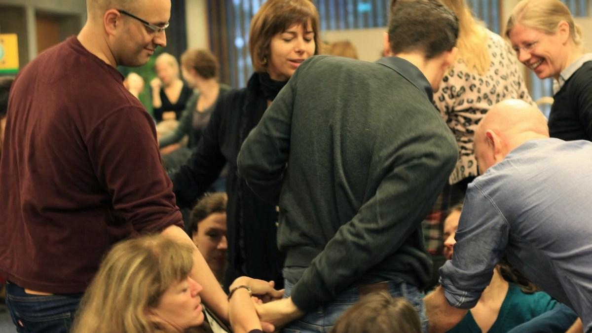 ToP Participatory Strategic Planning with IDMC, 2013 in Geneva - photo IDMC, facilitation Martin Gilbraith #ToPfacilitation 2