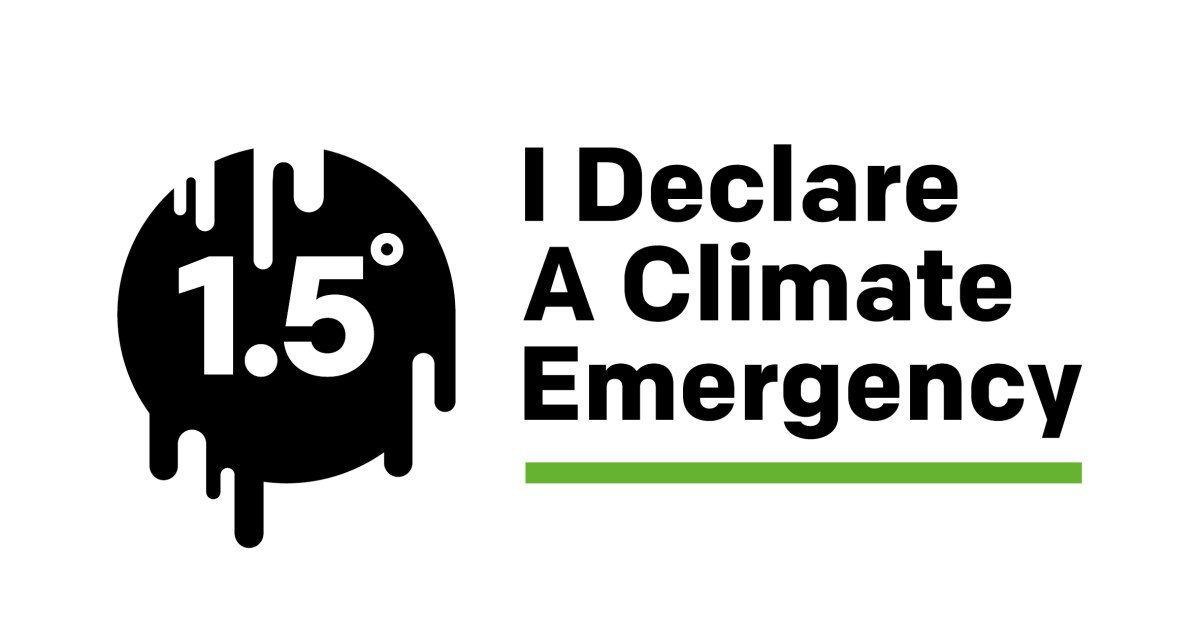 I Declare A Climate Emergency