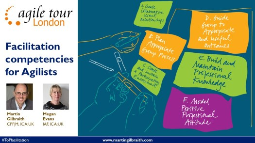 Facilitation Competencies for Agilists - Agile Tour London