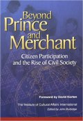 Beyond Prince and Merchant, John Burbidge