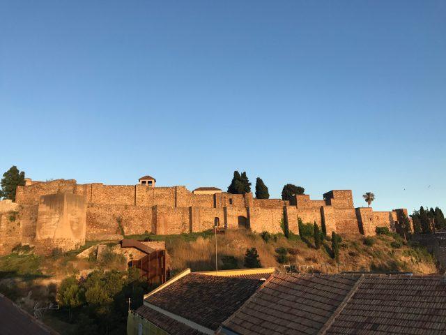 Málaga - Castillo Gibralfaro