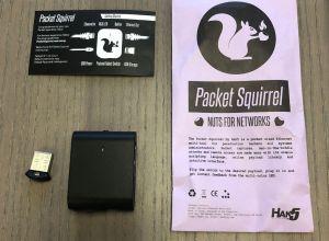 Hacking Gadgets: Hak5 Packet Squirrel