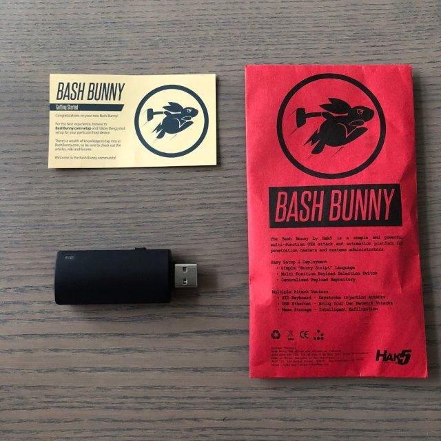 Hacking Gadgets: Hak5 Bash Bunny - Martin Haller