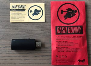 Hacking Gadgets: Hak5 Bash Bunny