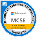 MCSE: Cloud Platform and Infrastructure