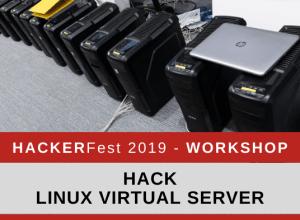 HackerFest 2019 Workshop Sample
