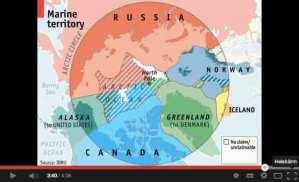 Olja, is, klimat och geopolitik