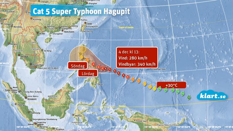 Supertyfonen Hagupit