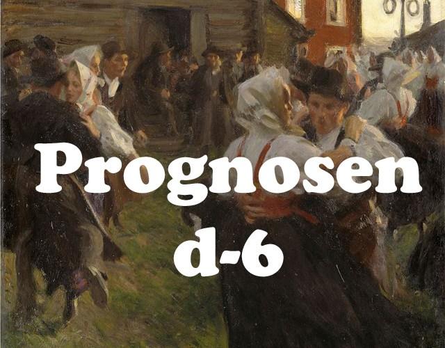 Prognosen d-6