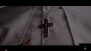 Påven en fighter i filmtrailer