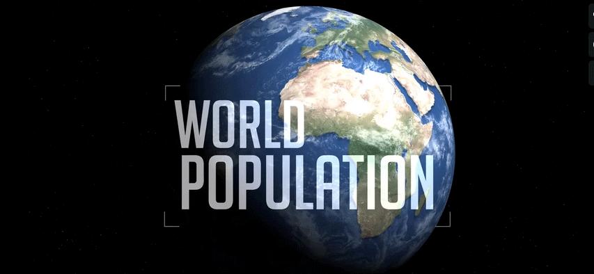 Jordens befolkning, lyft blicken