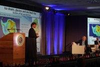 Dr Eric Rignot, NASA, om havsnivåhöjning
