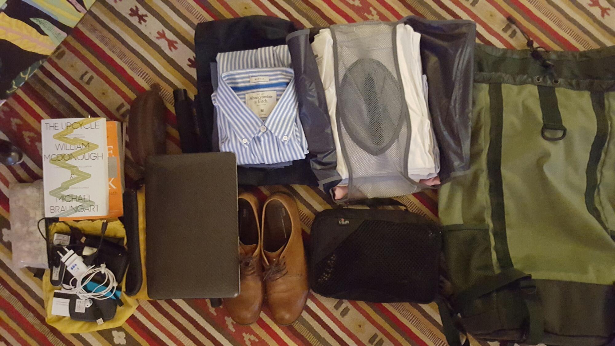 På väg till Miami