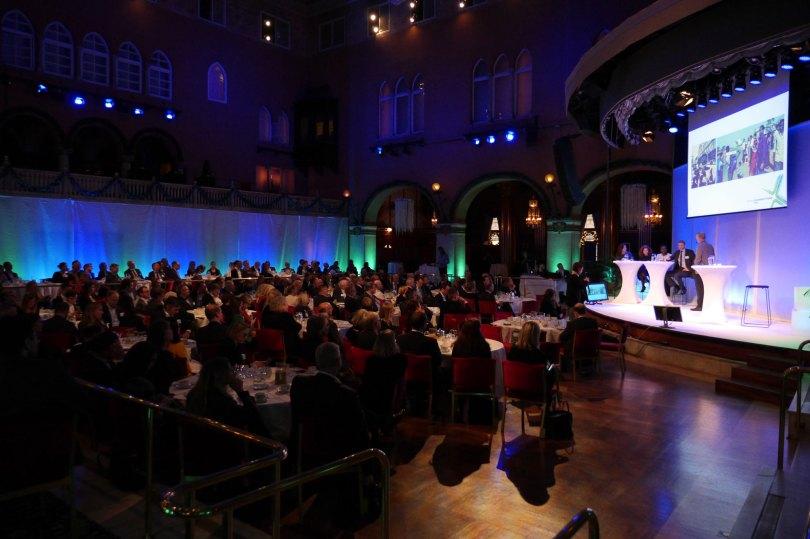 Paneldebatt på Grand Hotell
