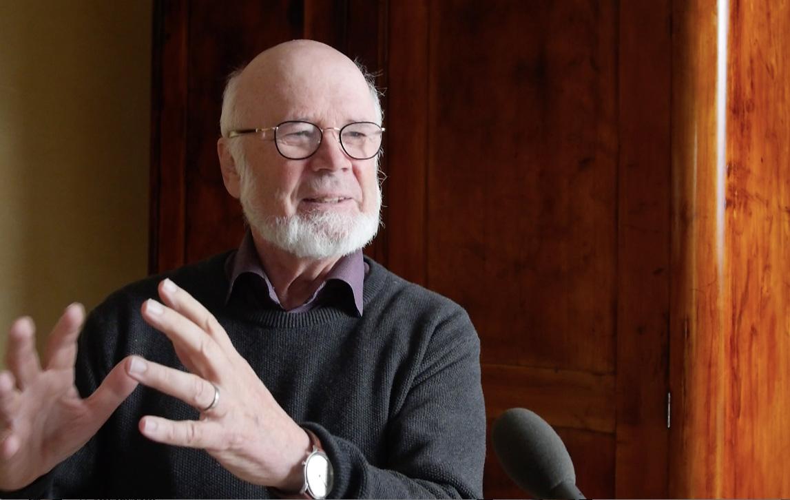 Samtal med professor Bengt Gustafsson om metaforer