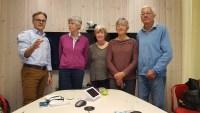 Möte med Klimatsvaret CCL Sverige