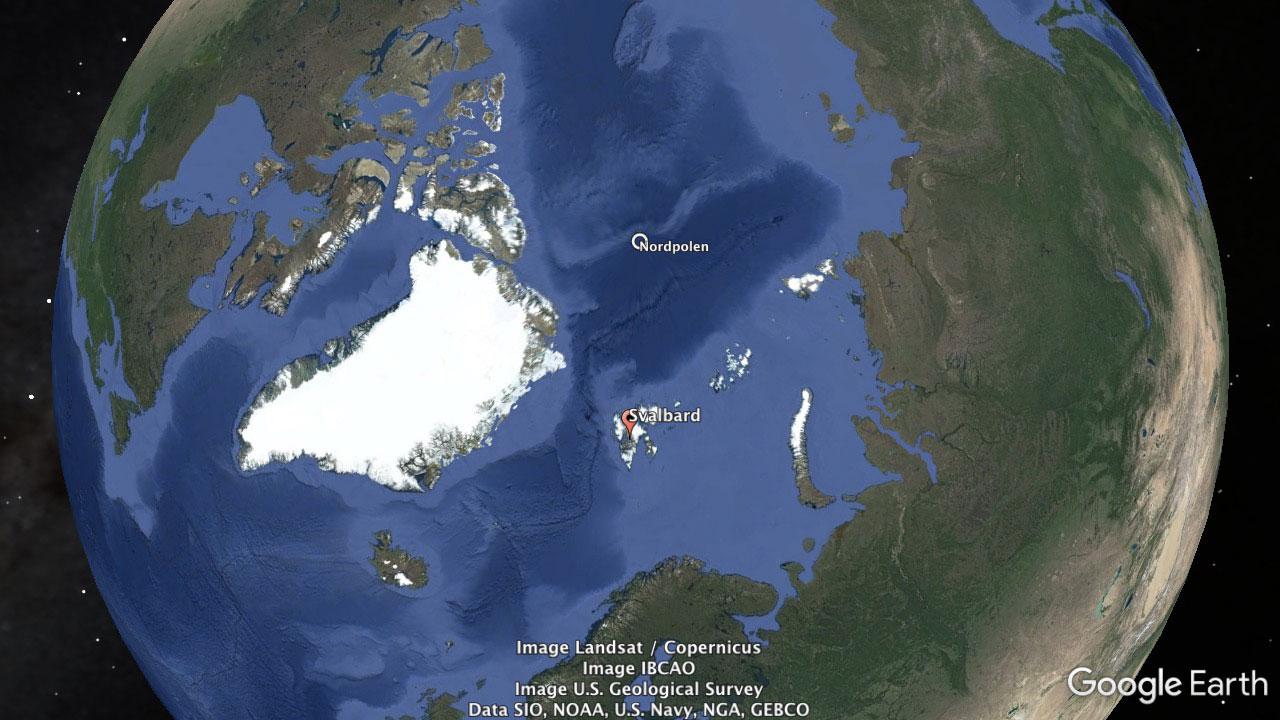 Mot Svalbard