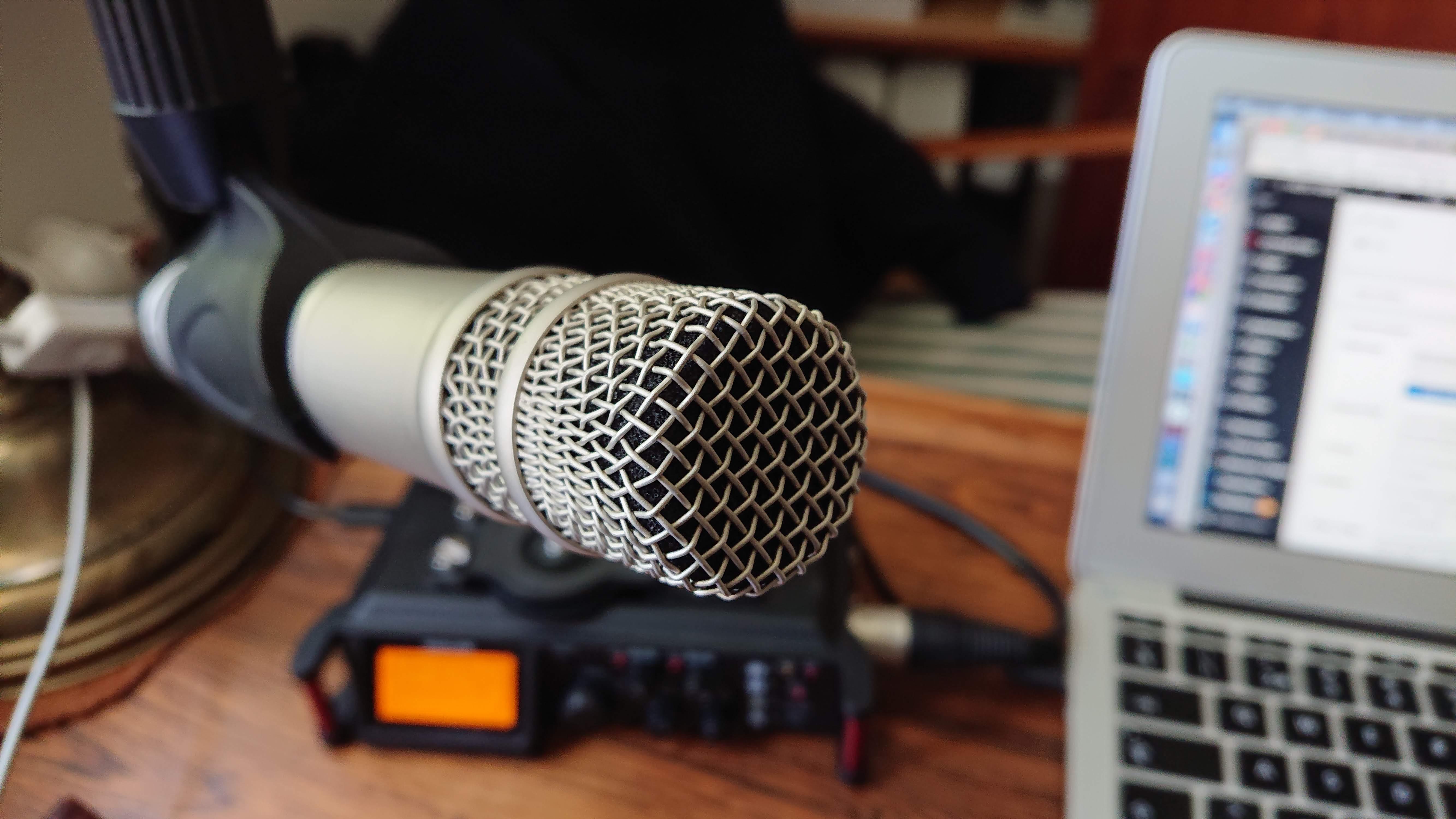 Har du testat mikrofoner?