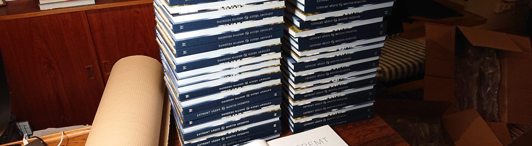 Signerar böcker