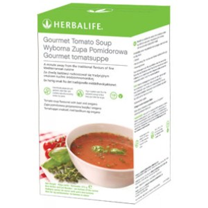 Gourmet-tomatsuppe