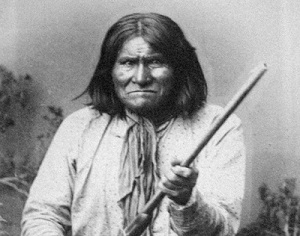 Geronimo Anagoria, 1890, Apache Wars