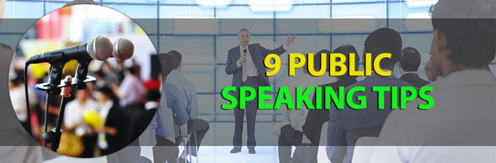 9 Public Speaking Tips To Engage Your Audience