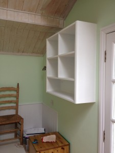 Shelving for home office