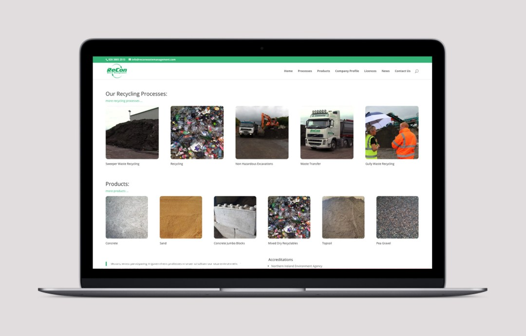 ReCon Waste Management Ltd.