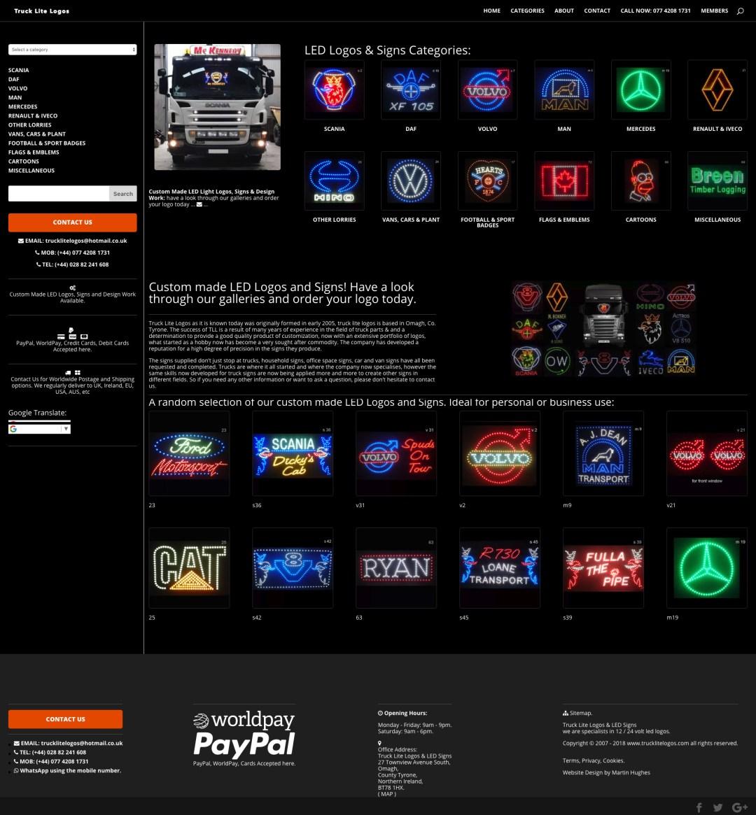 Truck Lite Logos screenshot