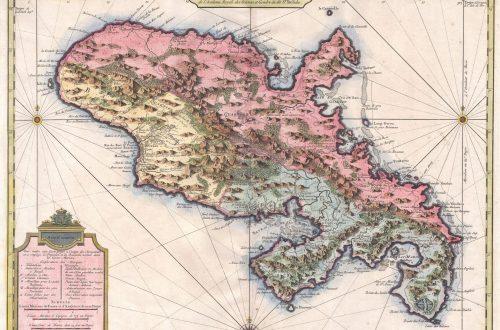 Martinica, la storia