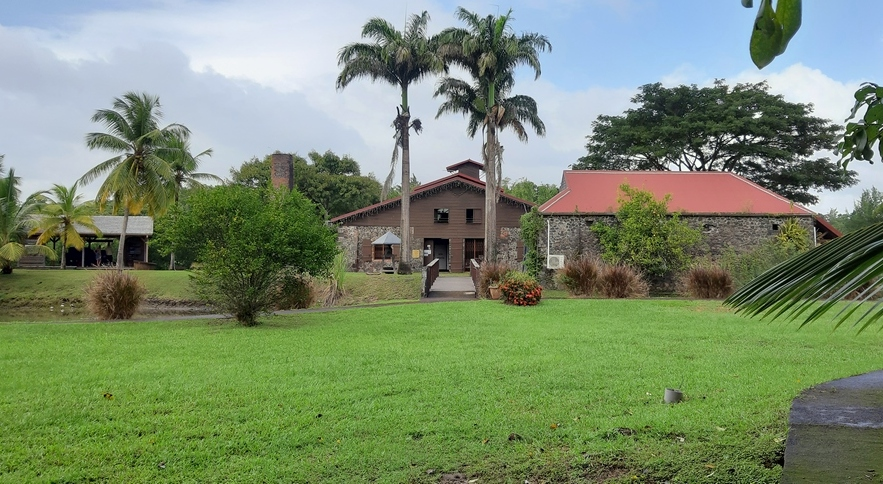 """Maison de la Canne"" di Les Trois-Îlets - Musei in Martinica"