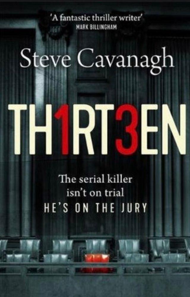 Thirteen Book Cover