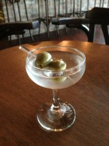 welcome martini