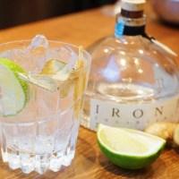 Review: Iron Balls Gin