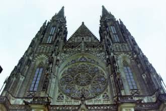 Gotische Kirche Prag