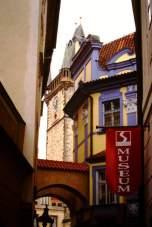 Bunte Mauer Prag