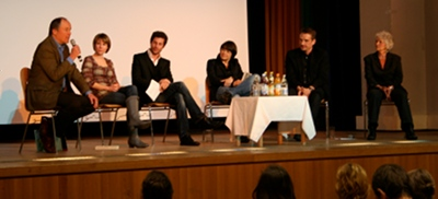 Discussion panel: The green shopping cart
