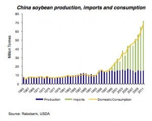 china.soybeans