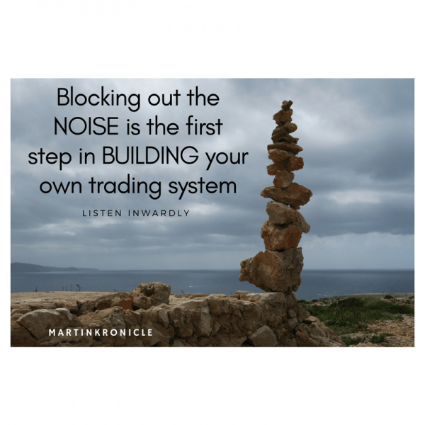 building your trading system