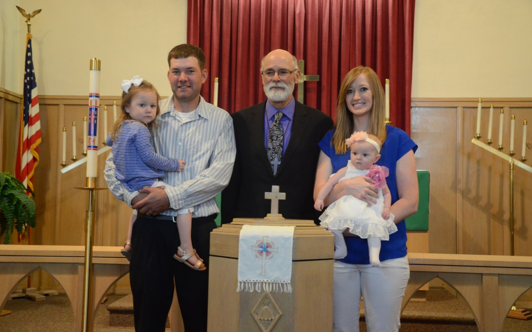 Riley Jo Eggers – Baptism