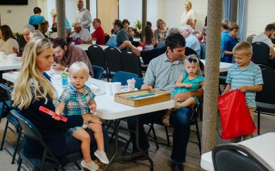 Missions and Homemade Ice Cream – MLC at Work