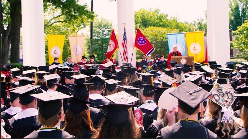 Martin Methodist College Graduation