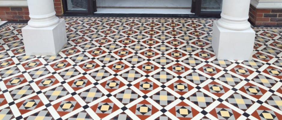 victorian floor tiles wimbledon london