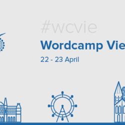 #wcvie WordCamp Vienna 2017