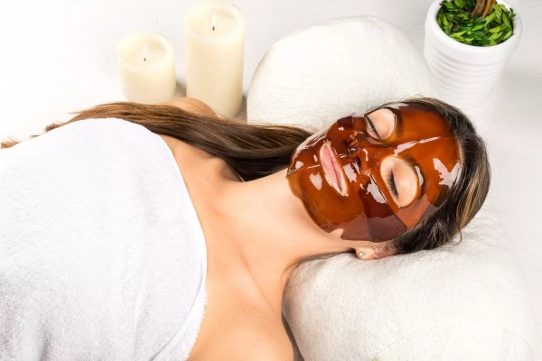 Caffeine Collagen Mask