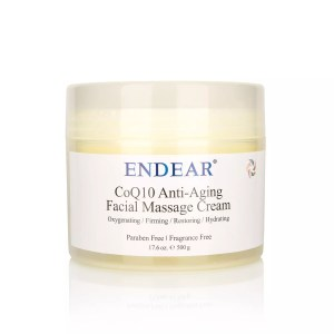 CoQ10 Anti-Aging Facial Massage Cream