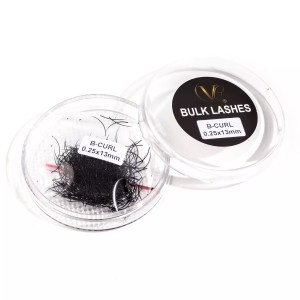 B Curl 0.25mm - Individual Thick Lashes