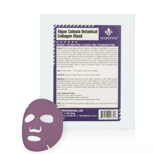 Algae Celosia Botanical Collagen Mask