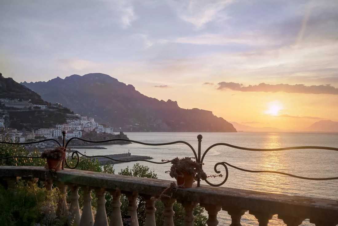 Santan Caterina, Hotel, amalfi, shooting, dini martino, sunrise