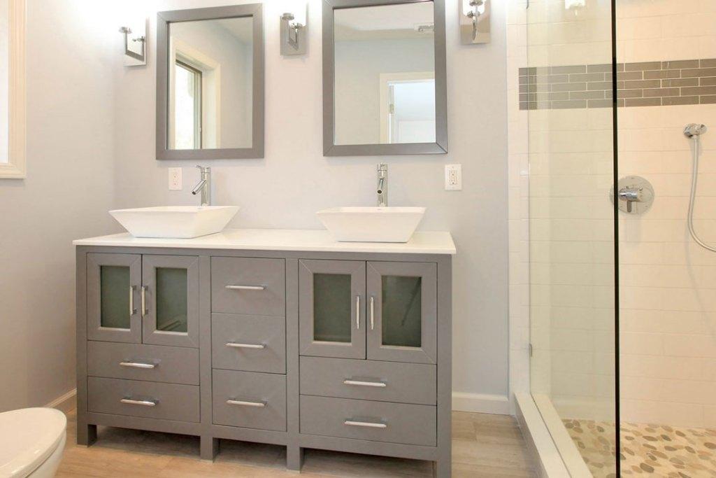 bathroom remodeling - vanity